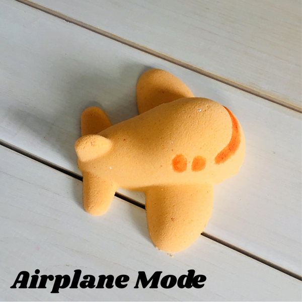 Airplane Mode ~ Luxe Bath Bomb