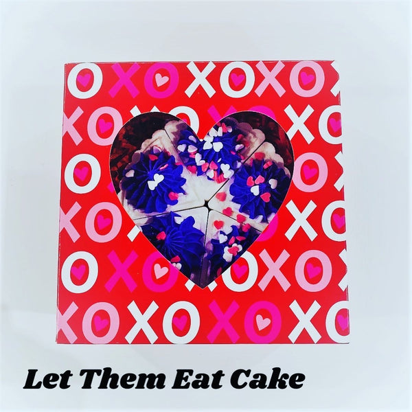 Let Them Eat Cake ~ Luxe Bath Bombs