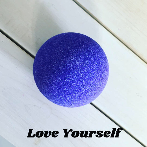 Love Yourself ~ Bath Bomb