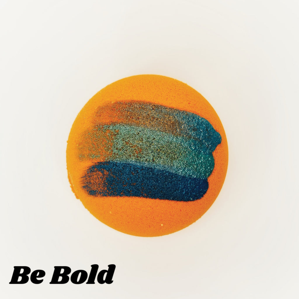 Be Bold ~ Bath Bomb
