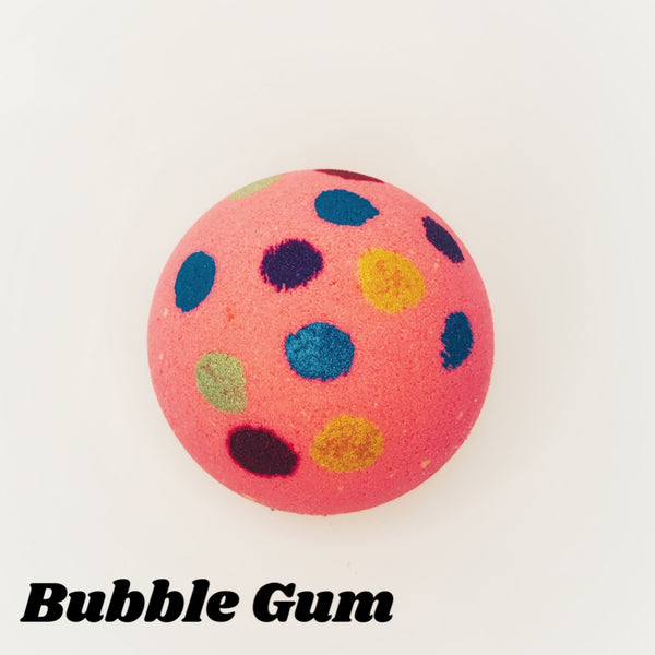Bubble Gum ~ Bath Bomb