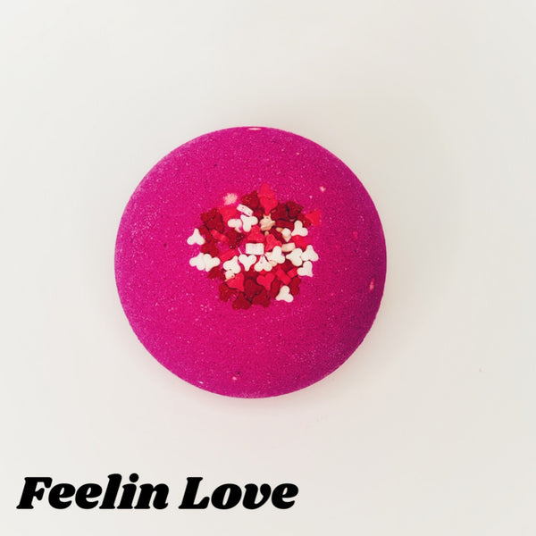 Feelin' Love ~ Bath Bomb