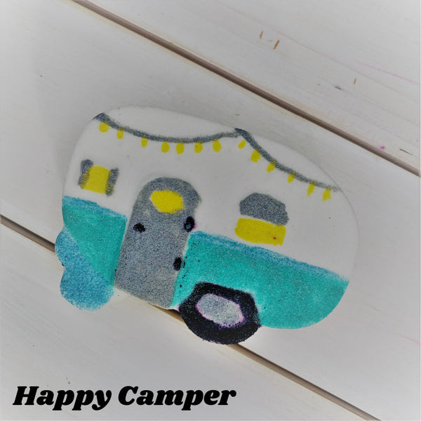 Happy Camper ~ Luxe Bath Bomb