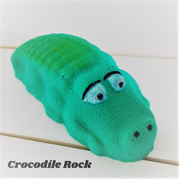 Crocodile Rock ~ Luxe Bath Bomb
