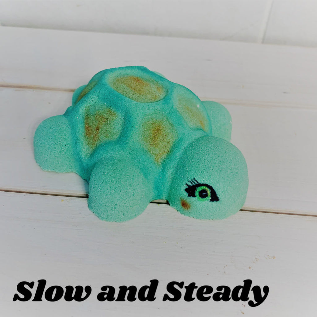 Slow and Steady ~ Luxe Bath Bomb