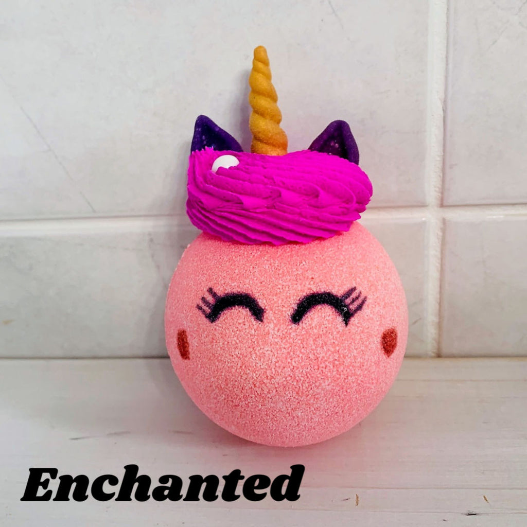 Enchanted ~ Luxe Bath Bomb