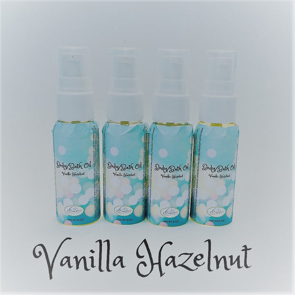 French Vanilla ~ Bath/Body Oil