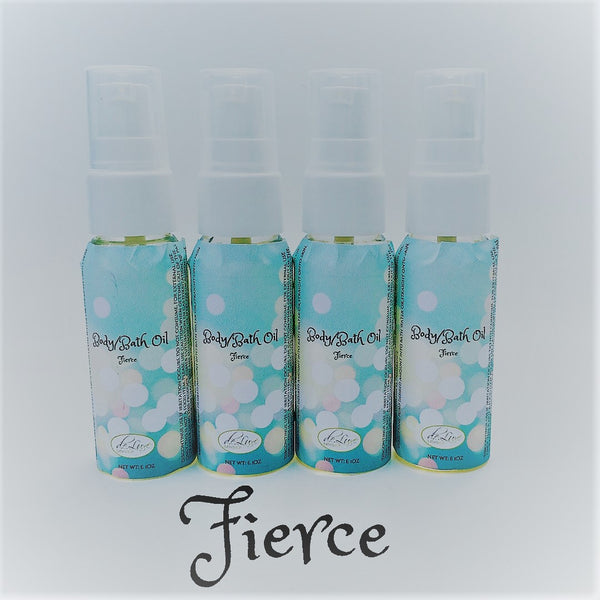 Fierce ~ Bath/Body Oil