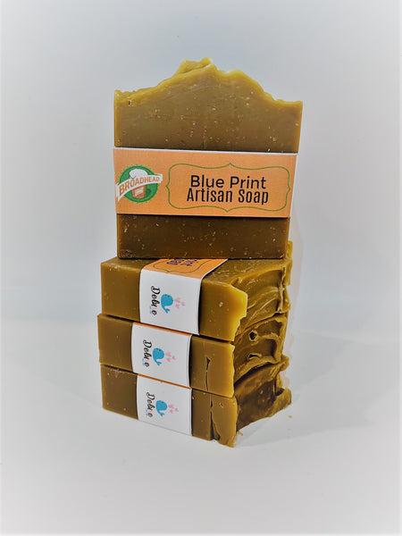 Blue Print ~ Artisan Soap