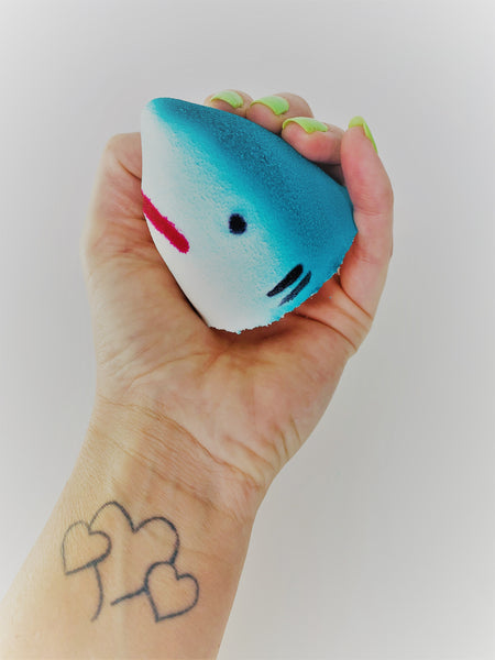 Shark Attack ~ Luxe Bath Bomb