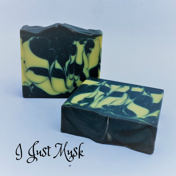 I Just Musk ~ Artisan Soap