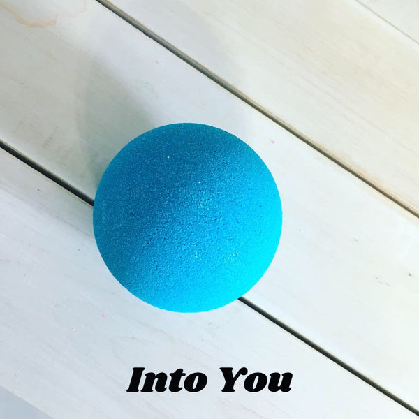Into You ~ Bath Bomb