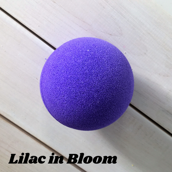 Lilac in Bloom ~ Bath Bomb