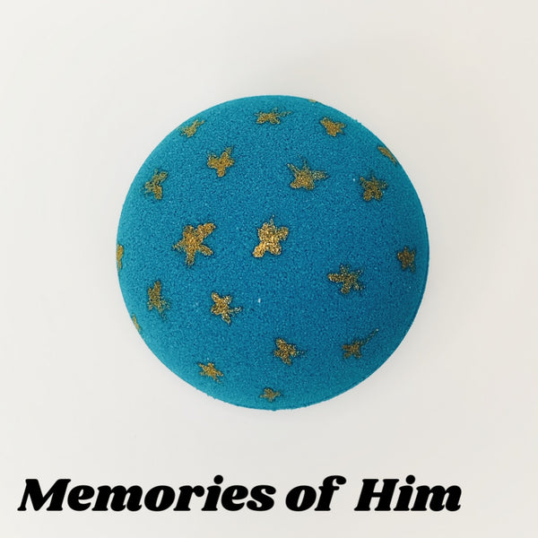 Memories of Him ~ Bath Bomb