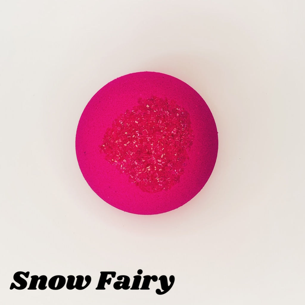 Snow Fairy ~ Bath Bomb