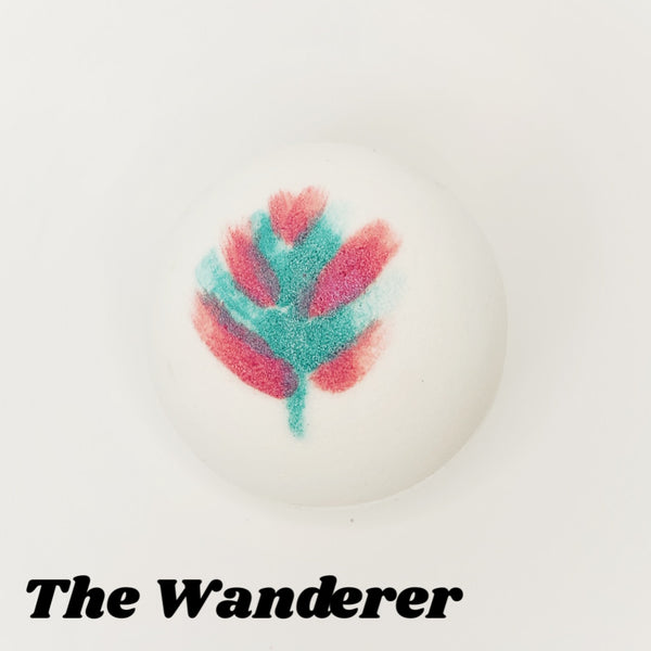 The Wanderer ~ Bath Bomb