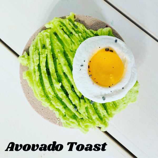 Avocado Toast ~ Luxe Bath Bomb