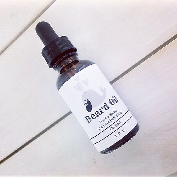 Beard Oil ~ Coconut