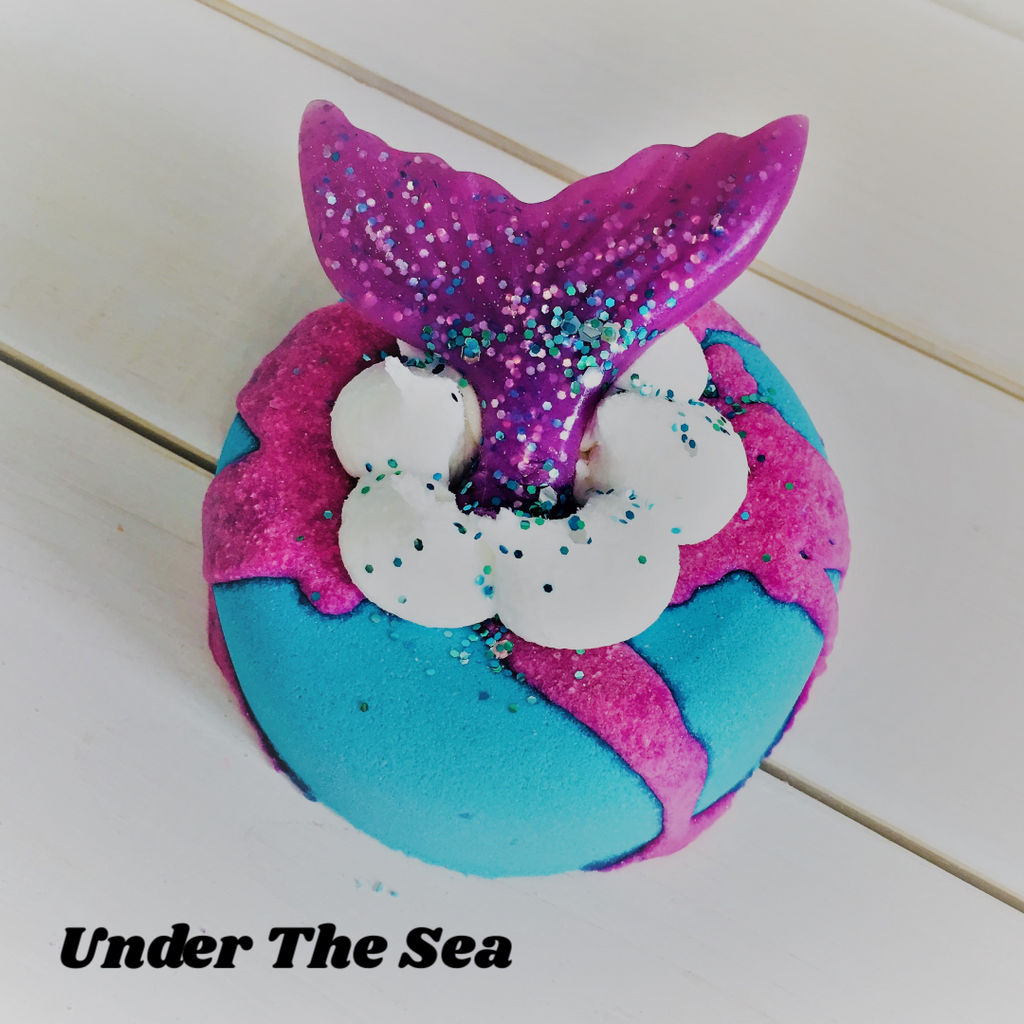 Under The Sea ~ Luxe Bath Bomb