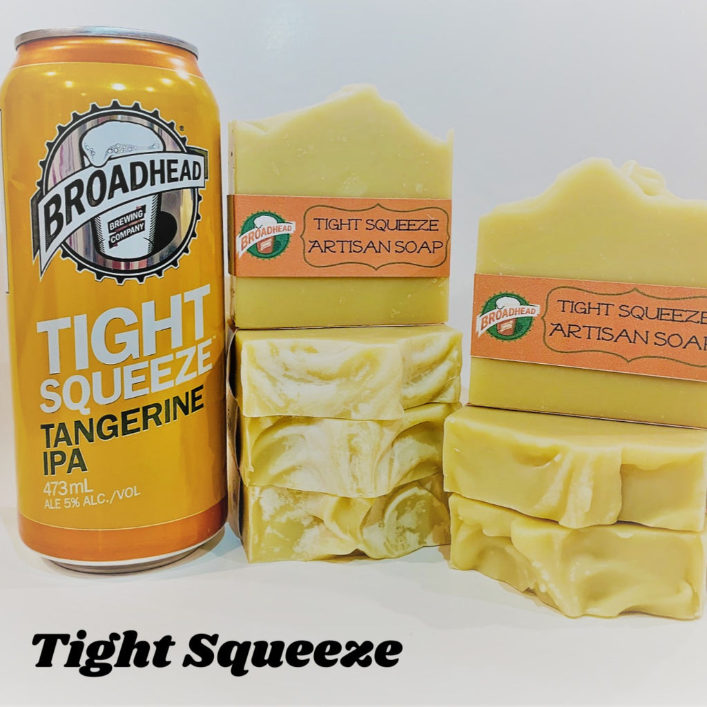 Tight Squeeze ~ Artisan Soap