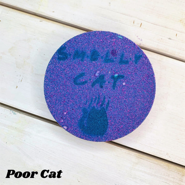 Poor Cat ~ Luxe Bath Bomb