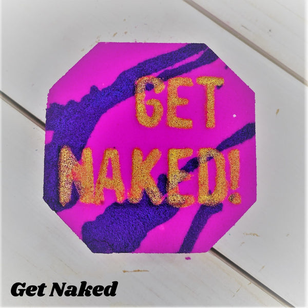 Get Naked ~ Luxe Bath Bomb