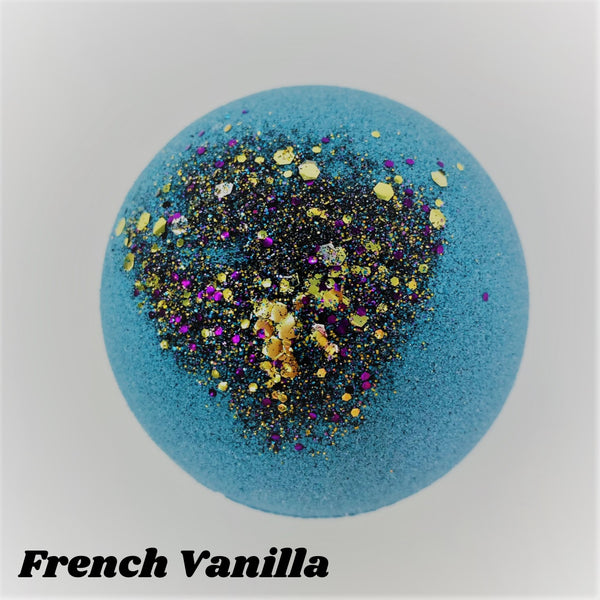 French Vanilla ~ Bath Bomb