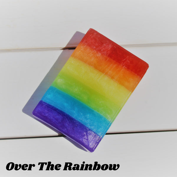 Over the Rainbow ~ Artisan Soap