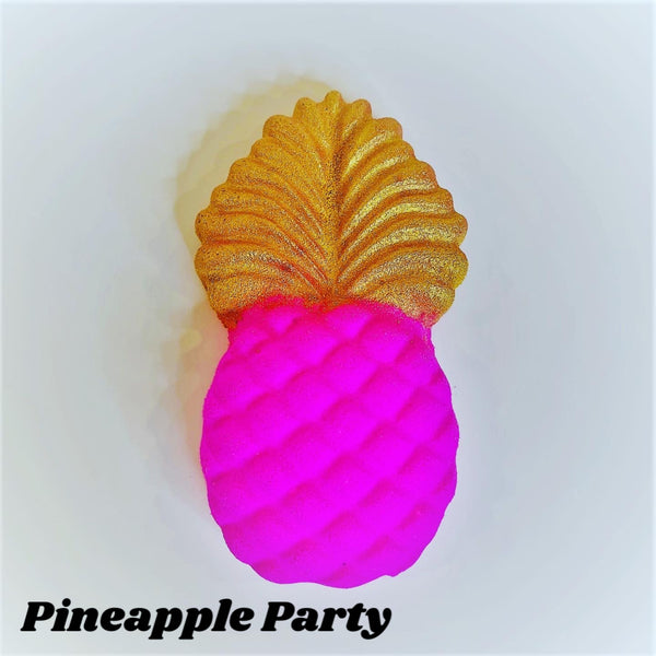 Pineapple Party ~ Luxe Bath Bomb