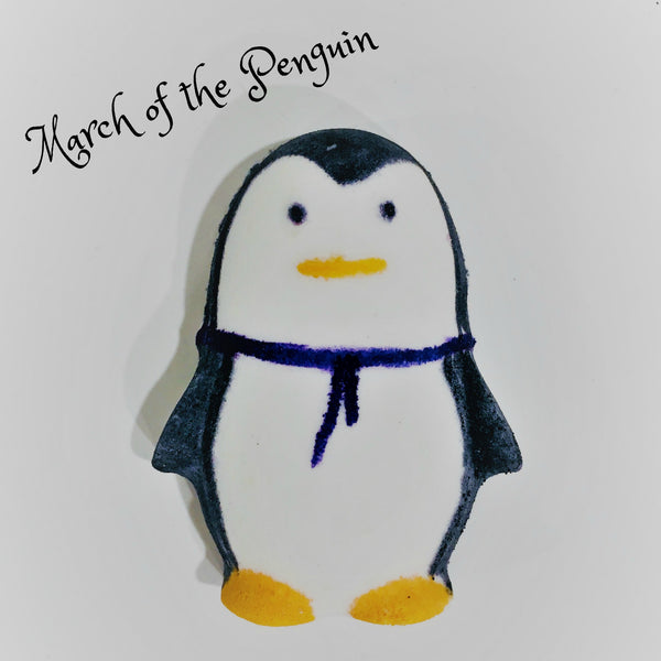 March of the Penguin ~ Luxe Bath Bomb