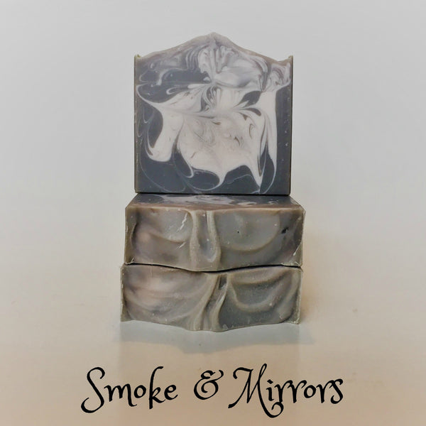 Smoke & Mirrors ~ Artisan Soap