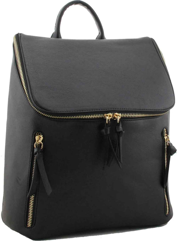 Tammy Black Backpack