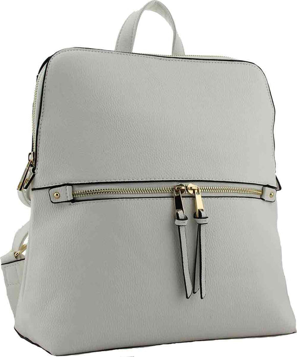 Julia Backpack White