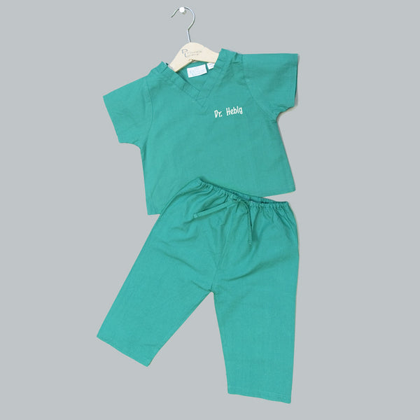 Kids My First Scrubs - Green