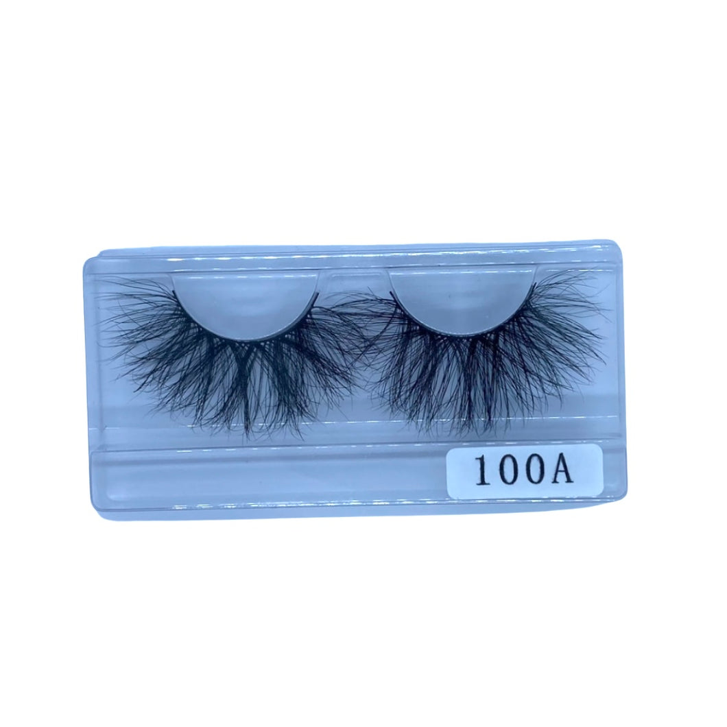 Luxury Mink Lashes 100A