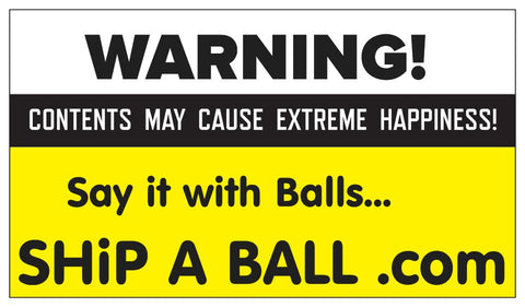 ShipaBall .com Warning contents may cause extreme happiness