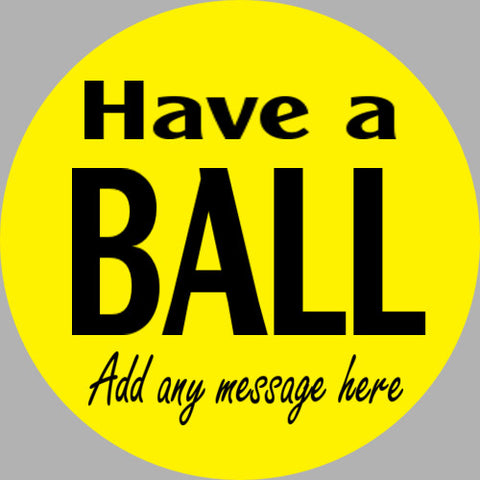 ShipaBall.com Have A Ball logo