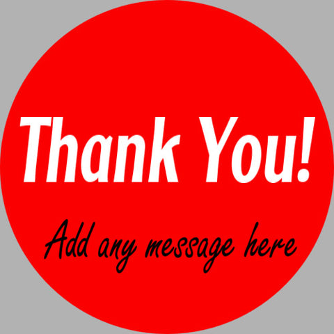 ShipaBall.com Thank you red gift ball logo