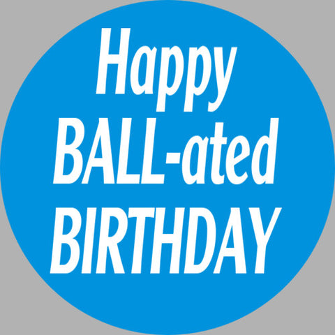 ShipaBall ball lated birthday logo