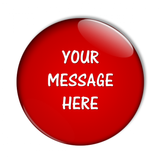 ShipaBall.com your message here round logo red