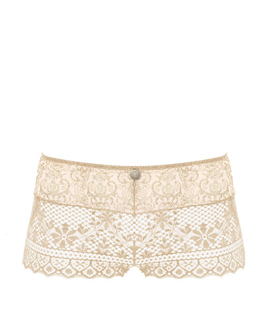 Cassiopee Lace Shorty