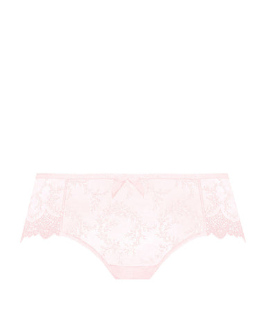 Louise Embroidered Tulle Shorty