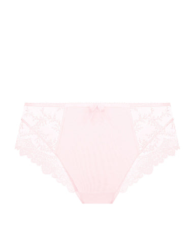 Louise Embroidered Tulle Panty