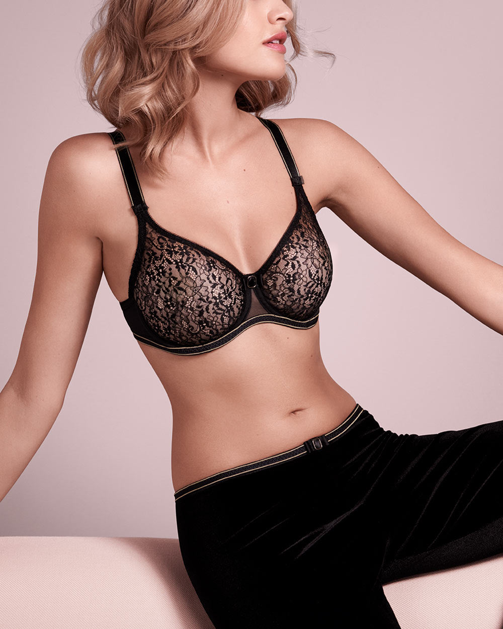 Allure Seamless Full Cup Bra