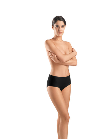 Invisible Cotton Seamless Brief