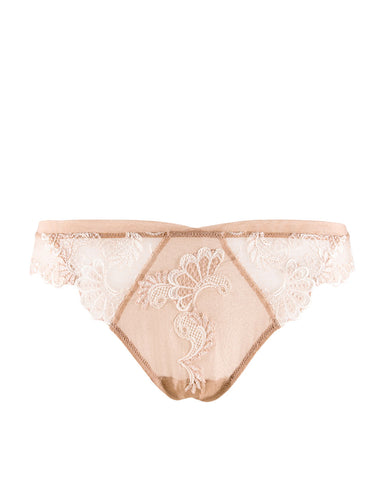 Dressing Floral Thong