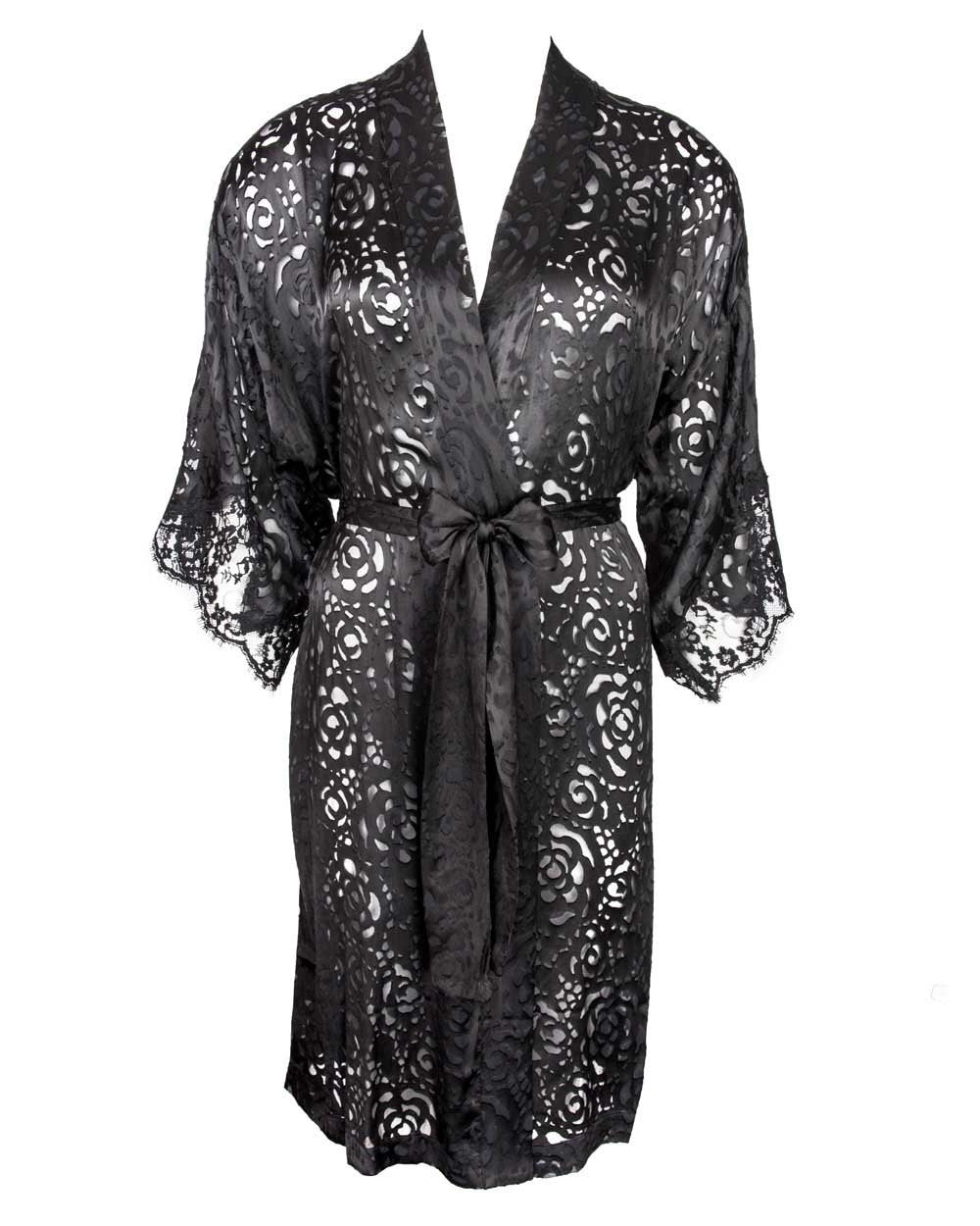 Dressing Floral Robe