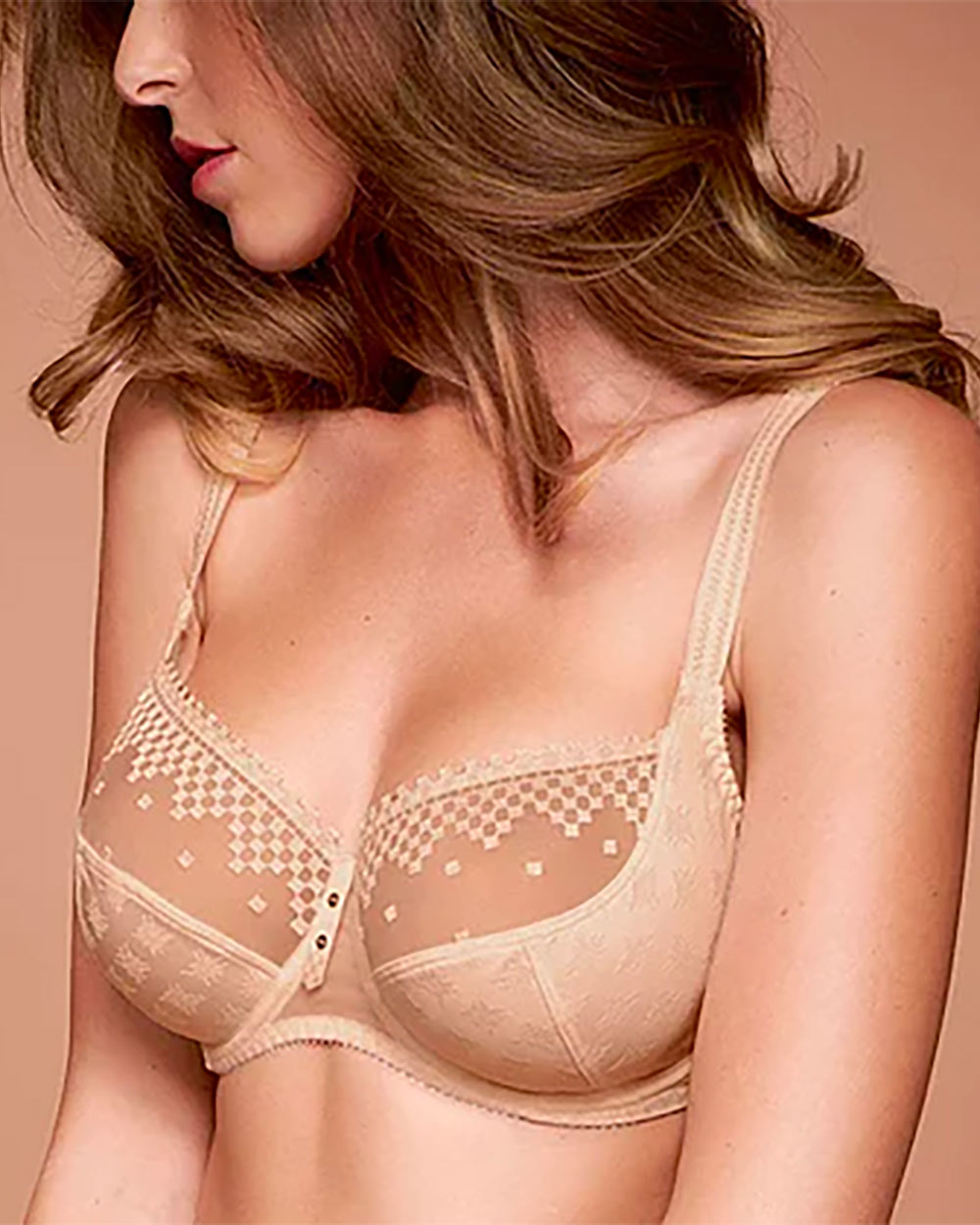 Jazz Balconette Bra