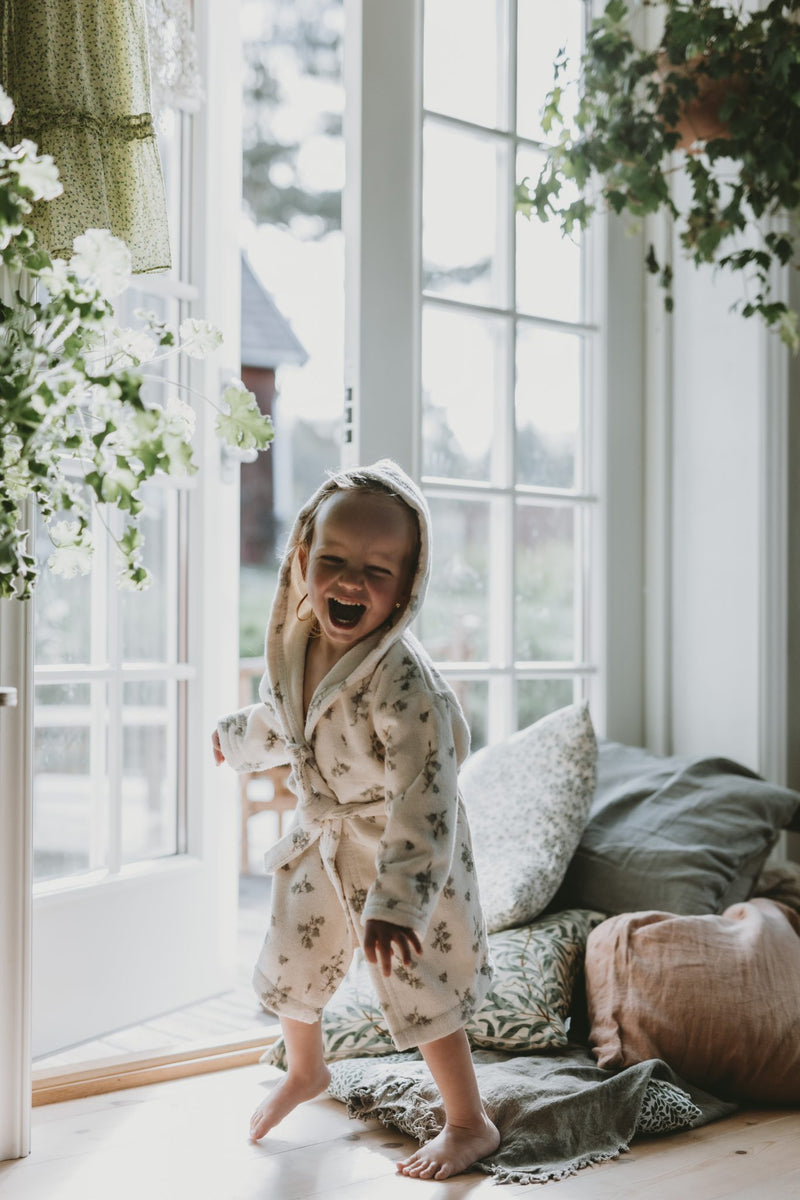 Bluebell Bathrobe | 2-4 Years