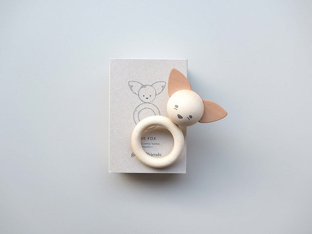 Teether • Mr. Fox